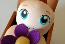 Warms Characters / Some of the Warms family of plush characters. / by Warms