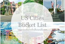 Travel in the USA / For all of your travel needs within the United States. Road trips, best destinations, and insider advice to make your next trip a complete success!