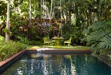 Outdoors/swimming pools