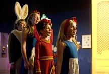 Images d'Alice | Images of Alice in Wonderland / Exposition organisée par la Bibliothèque, du 25 octobre 2011 au 10 mars 2012
