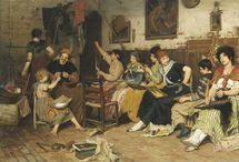 Cecil van Haanen (Dutch, 1844-1914)