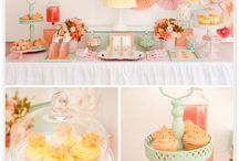 Party Ideas / by Katherine Webb