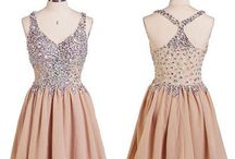 Homecoming Dresses,Shoes,& Hair