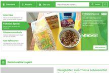 Project / Sneak Peaks of foodnav.de