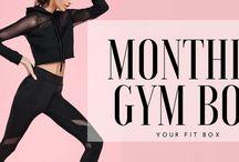 gym clothes subscription