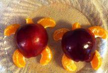 idee carine con la frutta