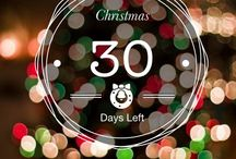 Christmas is just around the corner! / Christmas is just around the corner!