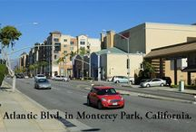 California  / Cities to visit