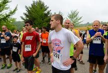 Wine in the Woods 5K 2015 / The Wine in the Woods 5K at Centennial Park on May 9, 2015.