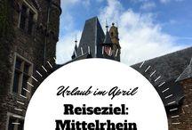 Kurzurlaub Mittelrhein