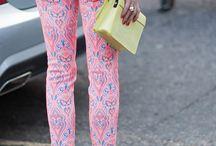 · trousers // pants ·