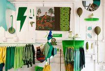 stand / vitrine/ pop'up store