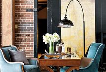 Industrial Chic Space