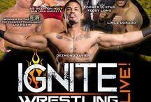 IGNITE Wrestling Live: March 25, 2016