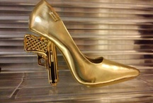 Shoes / Creative and Unusual Shoes / by Jonha Revesencio