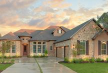 The Salerno  / Imagine Homes model home in The Reserve at Old Fredericksburg in San Antonio