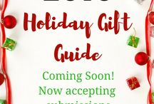2016 Holiday Gift Guide / The best holiday gifts for the entire family! Coming soon!
