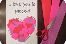 2nd grade Valentines Day <3