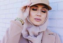 sporty casual hijab#