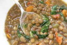CLEAN EATING soups / by Jo Ross
