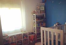 The little mans bedroom / Baby