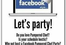 Pampered Chef Marketing