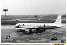 OK-VAF, IL-18 / OK-VAF, Il-18, foto Pavel Dolejš