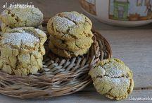 biscottini al pistacchio