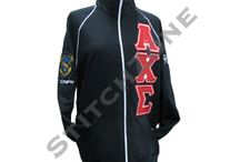 Alpha Chi Epsilon Fraternity  / Zip Up sweatshirts, lined jackets, stoles and so much more
