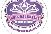 Gotta Have it - Jobie Stuff!!! / by Job's Daughters