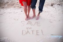 Save the Date Ideas / Different photos to tell your guests about your destination wedding