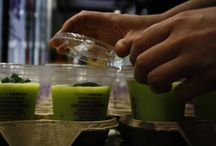 NaturaTea Shock / La nueva línea de Valenciana Shock. Porque somos de #MeGustaCuidarme Té verde, fruta, hielo picado, agua mineral, menta