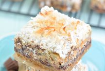 Layer bars and squares