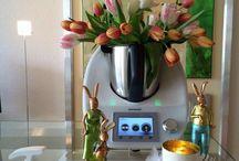 Thermomix Ideen / Alles rund um leckere Rezepte und gute Ideen zum Thermomix