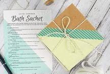 Bath Sachet