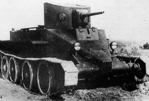 Light tanks / Czołgi lekkie