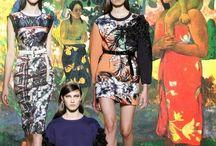 When Fashion meets Art
