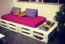 |=Pallet furnitures=|