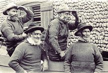 Fisher ganseys
