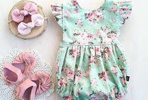 Baby Girl Fabric