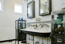 Great for kids bathroom / by Cynthia Chea