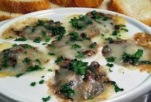 Appetizers with Garlic