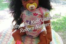 Toddler Rihanna