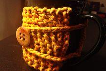kupa kılıfları/mug cozy / el emeği göz nuru/handmade
