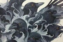 Crows / by Jackie Staples