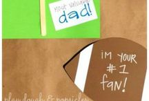Father's Day / Here you'll find a great collection of Father's Day gift ideas, Father's Day dinner ideas, Father's Day crafts, and more!