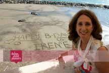 Irene's Birthday in Rome