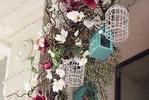 Витринистика цветочный магазин
