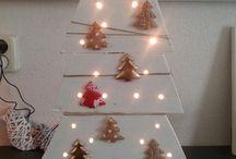 decoratief kerstboompje