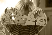 Kids creativity and craft / creative projects for children and their families